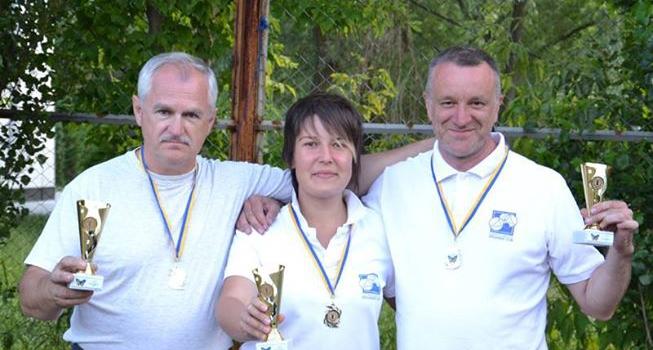 Чемпіонат України —  2014