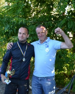 Дмитро Бугай — чемпіон України з петанку, 2014
