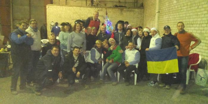 Український петанк: грудень, 2015