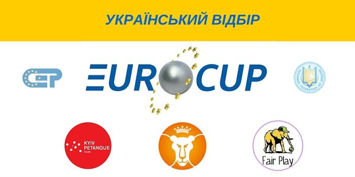 Український відбір на EuroCup-2016 пройде у Харкові