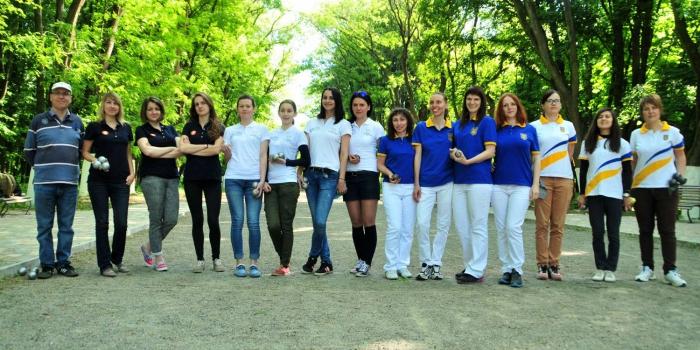 Відбір на Чемпіонат Європи 2016, жінки, триплет