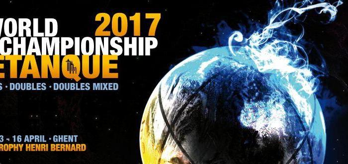 Чемпіонат світу дуплети, дуплети мікст і тет-а-тет 2017