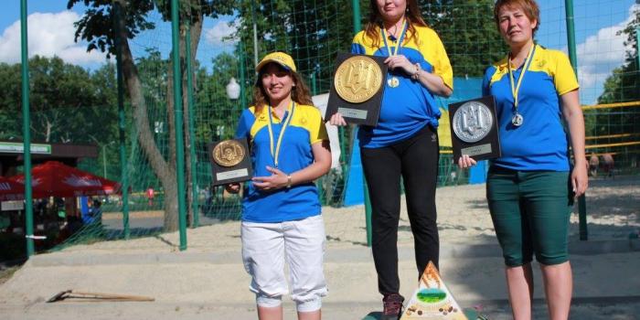 Чемпіонат України 2017, тет-а-тет, жінки