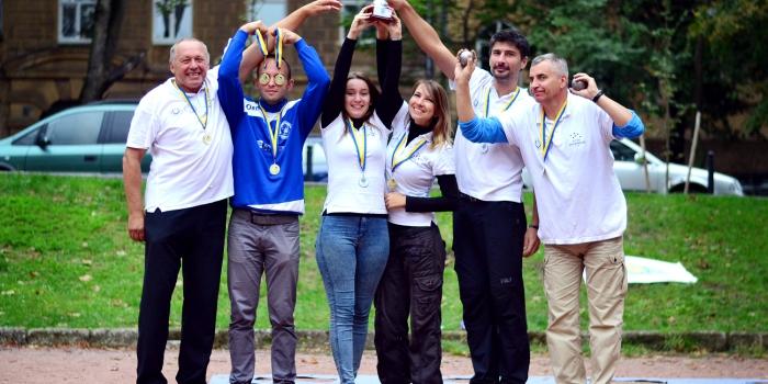 У Львові зіграли перші чемпіонати України з петанку між клубами та з тиру