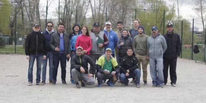 Уперше в Україні провели тренінг тренерів із петанку