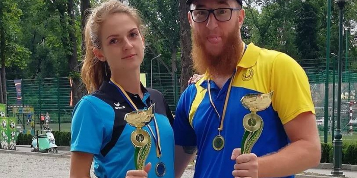 Чемпіонат України з петанку 2018