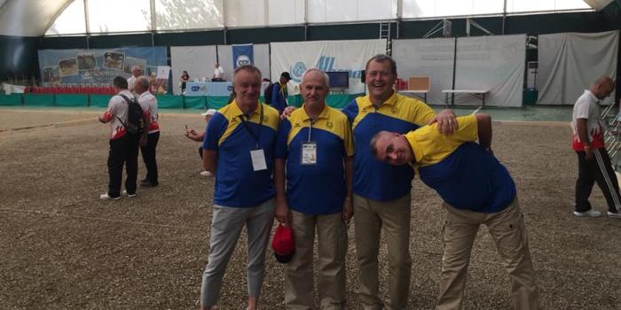 Чемпіонат Європи серед ветеранів 2019