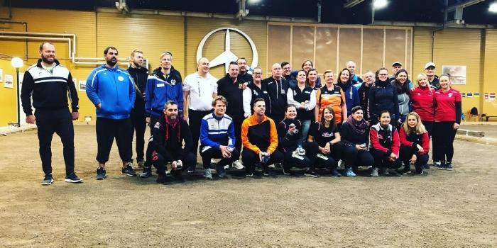 Міжнародний петанк-турнір у Швеції «Sweden Invitational»