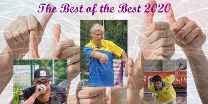Турнір «The best of the best» — фінальні підсумки