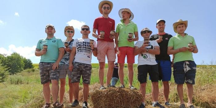 В Копачинцях відбувся V фестиваль петанку «Каньйон»