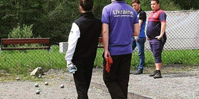 Українські спортсмени на змаганнях у Польщі